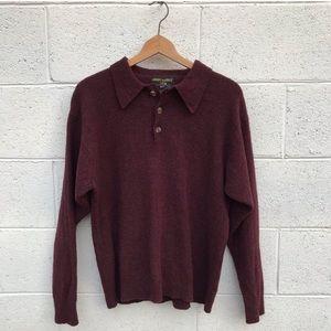 Amherst & Brock Lambswool Sweater